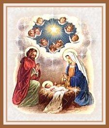 Quel cadeau offrir à Jésus? Creche13