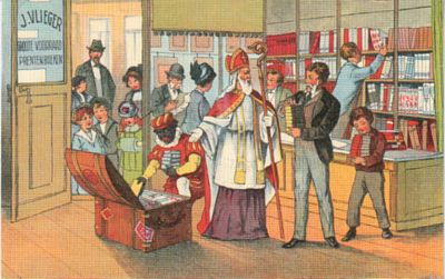 cartes saint nicolas
