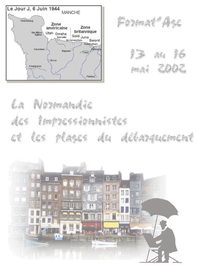 Normandie Couverture De Notre Dossier